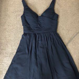 Beautiful Bill Levkoff dress.